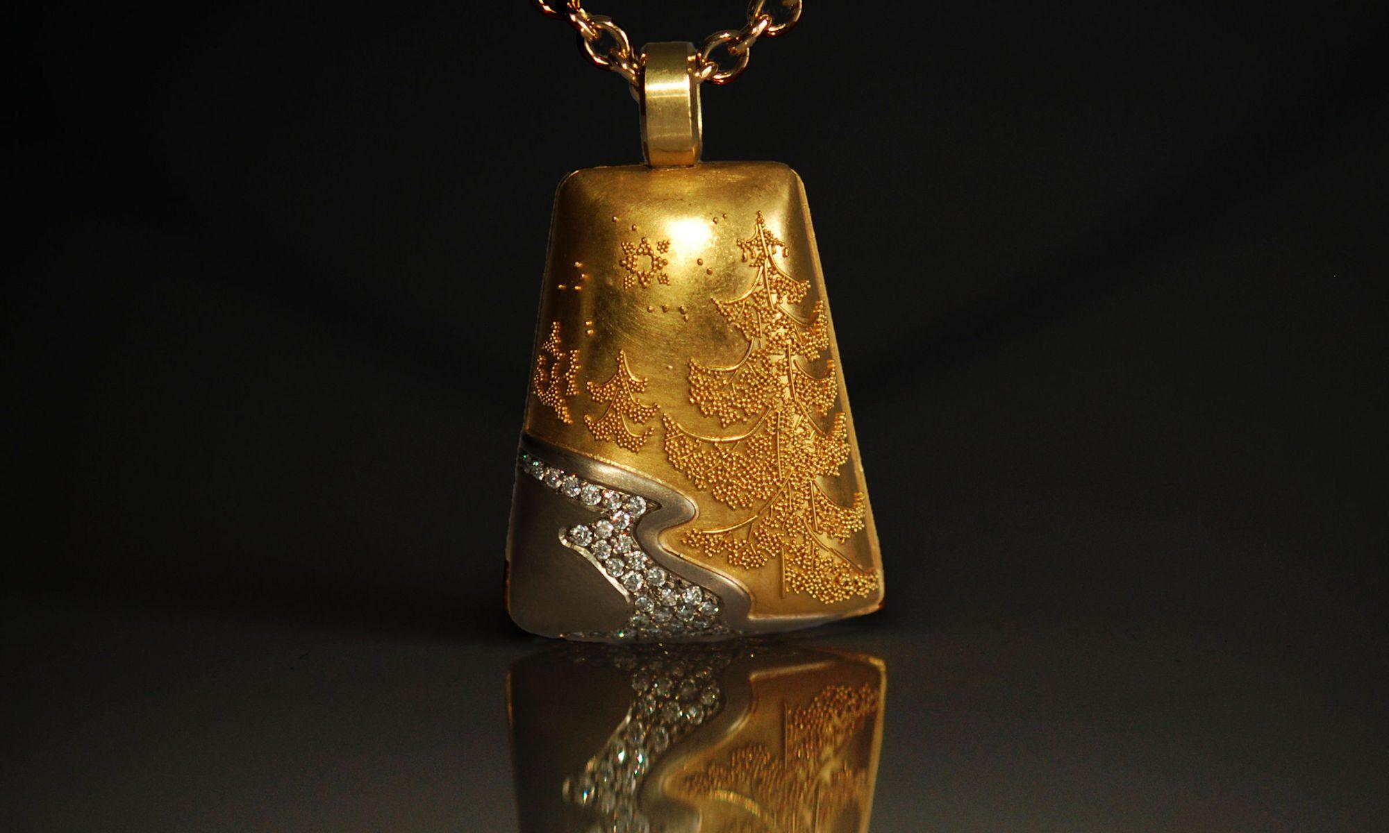 Edles Gold
