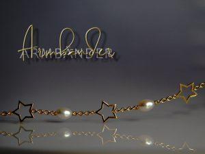 Armbänder von Meisteratelier für Goldarbeiten Eva-Christine Höfelmaier