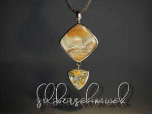 Silberschmuck von Meisteratelier für Goldarbeiten Eva-Christine Höfelmaier